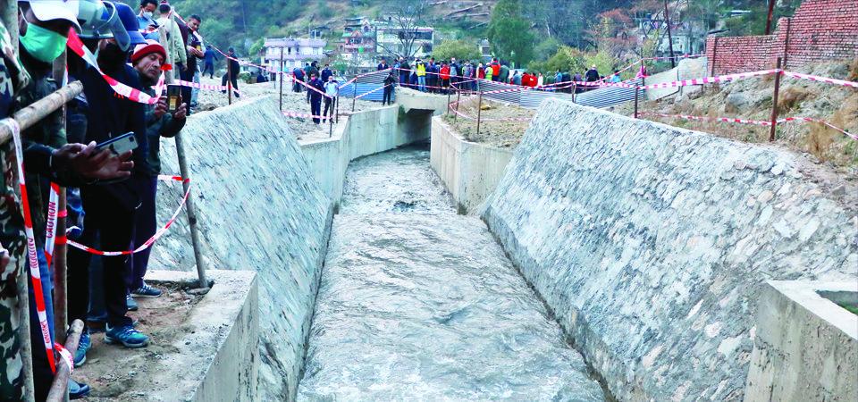काठमाडौँ उपत्यकामा दुई महिना मेलम्चीको पानी नआउने