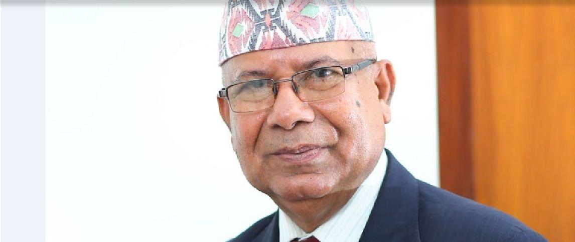 माधव नेपाल पार्टी एकताको पक्षमा हुनुहुन्छ :  नेम्वाङ