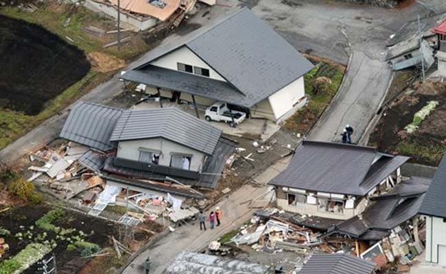 जापानमा ६.२ म्याग्निच्युडको भूकम्प