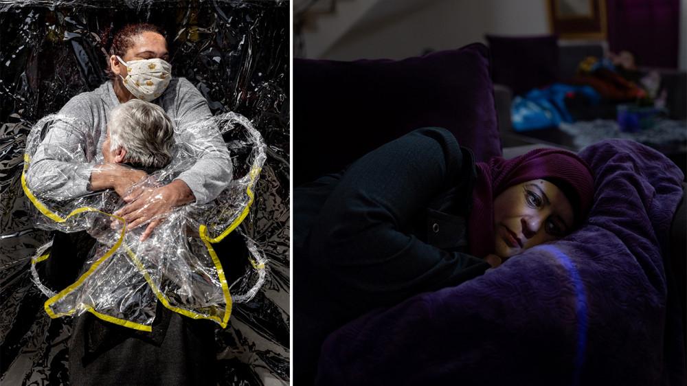 'पहिलो अँगालो'ले जित्यो 'वर्ल्ड प्रेस फोटो अफ द इयर'को अवार्ड