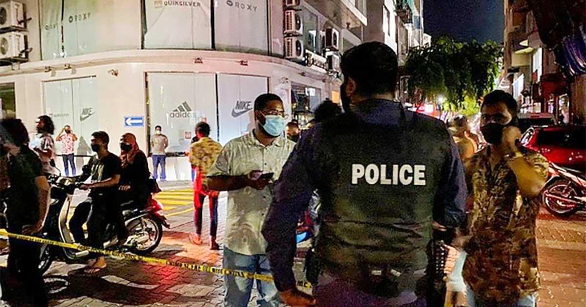 माल्दिभ्सका पूर्वराष्ट्रपति नाशिद बम हमलामा घाइते