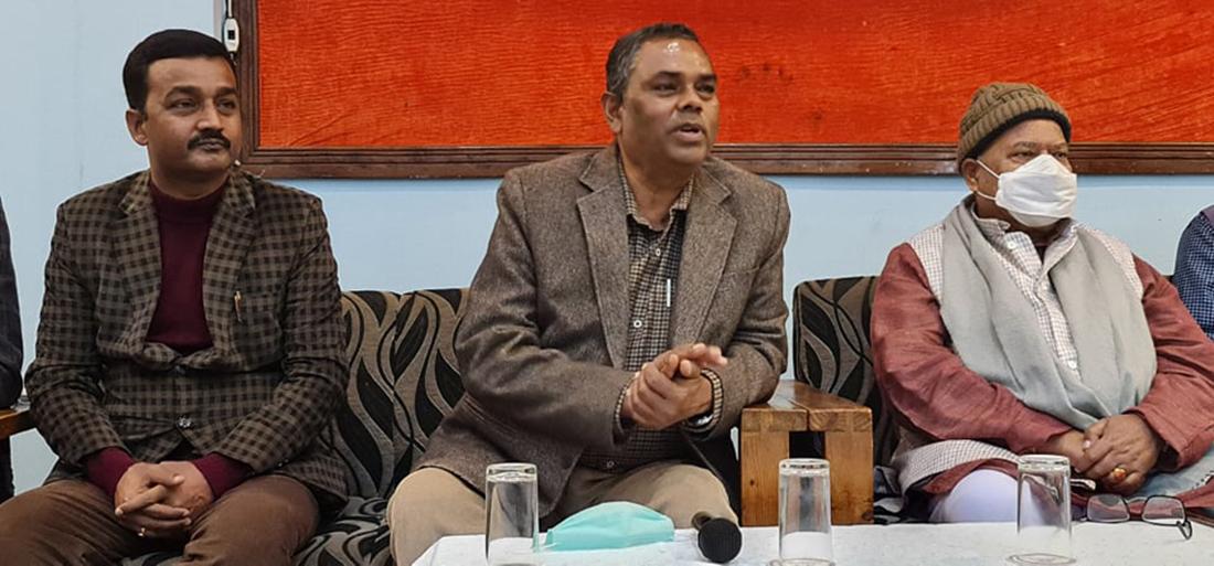 टुंगिदै जसपा विवाद: यादव समूहको पक्षमा वहुमत
