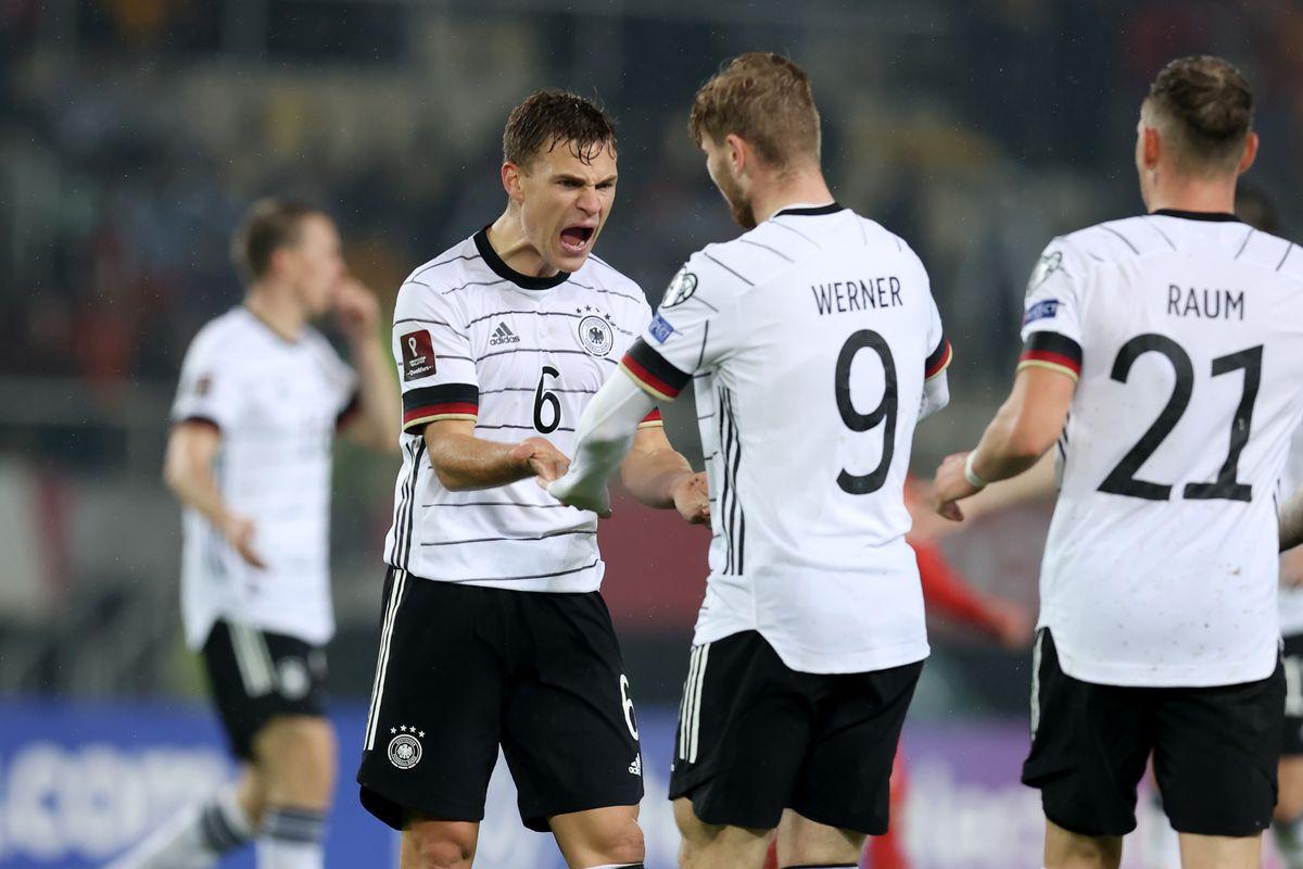 कतारमा २०२२ मा हुने फिफा विश्वकपमा जर्मनी छनोट