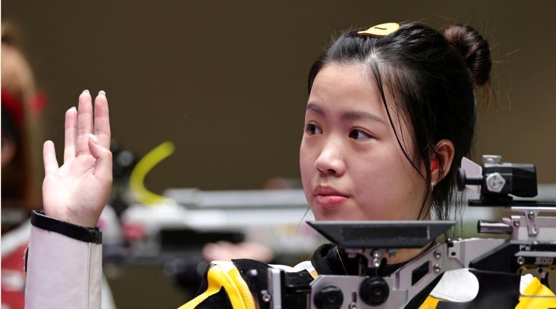 टोकियाे अोलपिम्कको पहिलो स्वर्ण चीनले जित्यो