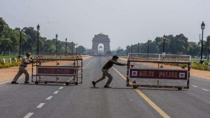 शुक्रबारदेखि दिल्लीमा कर्फ्यू